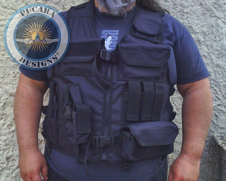 Chaleco tactico policial, militar, paintball, airsoft, confeccionado completamente en cordura importada.