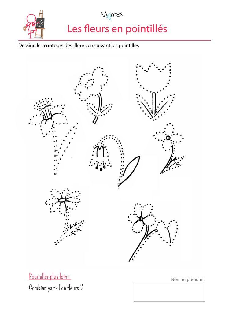 Bouquet de pointillés