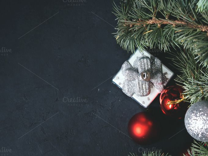 Christmas background by Life Morning Photography on @creativemarket