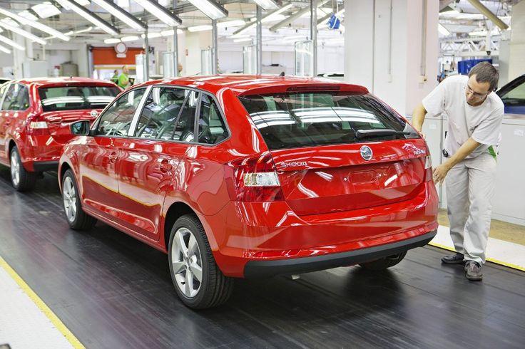 Klienci potwierdzają zapotrzebowanie na ten model http://www.moj-samochod.pl/Nowosci-motoryzacyjne/Klienci-potwierdzaja-zapotrzebowanie-na-ten-model #Skoda #Rapid