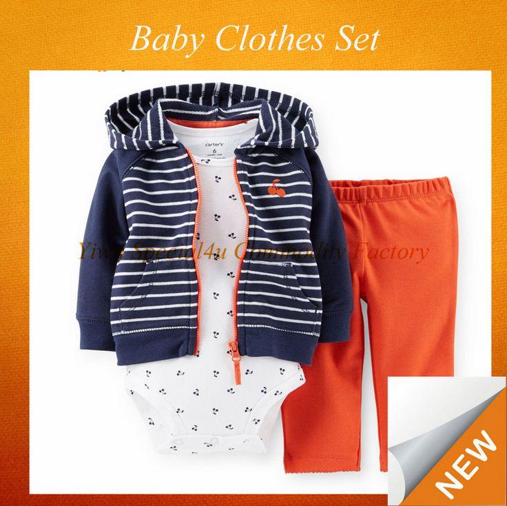 Whosale SFUDR-150 2016 carters del bebé ropa de Recién Nacido 100% algodón ropa de bebé-imagen-Sets de ropa para bebes-Identificación del producto:60164231438-spanish.alibaba.com