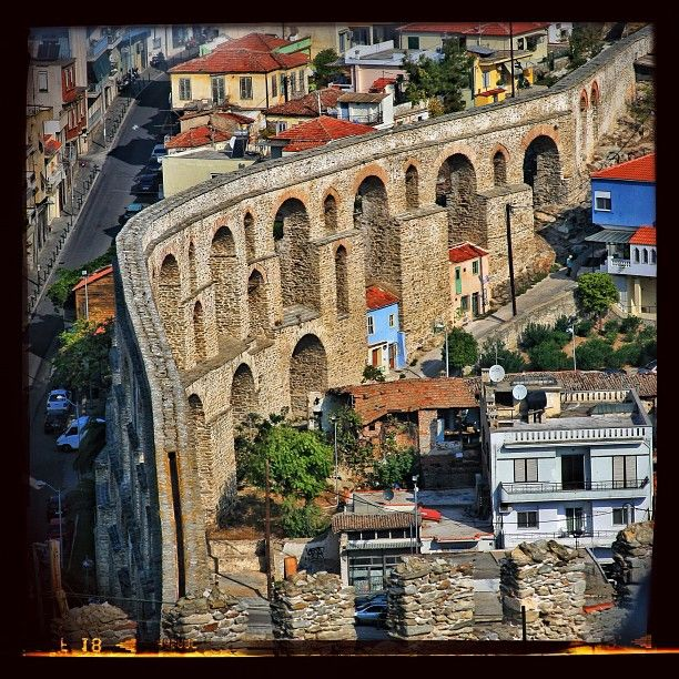 #Kavala in Greecehttp://www.yourcruisesource.com/two_chefs_culinary_cruise_-_istanbul_to_athens_greek_isles_cruise.htm