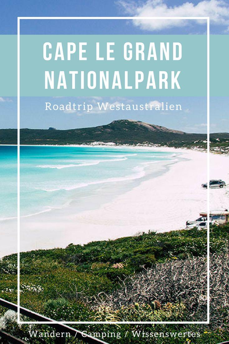 Ein Roadtrip durch den Süden von Westaustralien. Mit Tipps zum Wandern und Campen im Cape Le Grand Nationalpark in der Nähe von Esperance, inklusive der berühmten Lucky Bay.