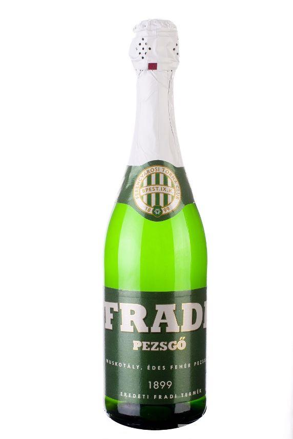 Fradi pezsgő