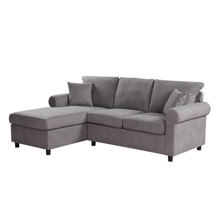 Eibhlin Sectional Sofa in 2019 | Apartment Living ...