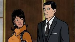 Archer Season 1 DVD Promo,---so wrong and so funny show.
