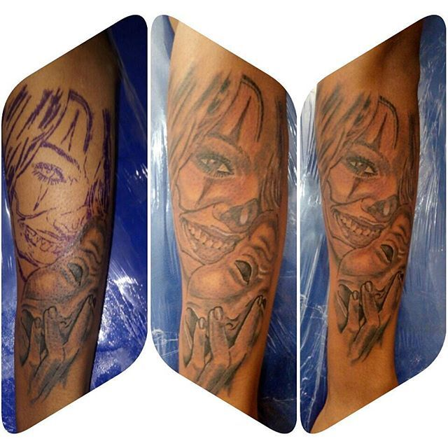 Corleone Tatto .. 🆑 Venha Tattoar Conosco Sessões apartir de 70R$ ... TEL:(32) 9 9122-3690 whats .#tat #tattoo #tatoo #realismo #tatuagem #tatuaje #tatuajes #tattoed #tattoboy #instagood #instagram #brasil #tattoink .