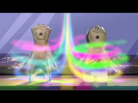 London 2012 Mascots Film 1 - 'Out of a Rainbow'
