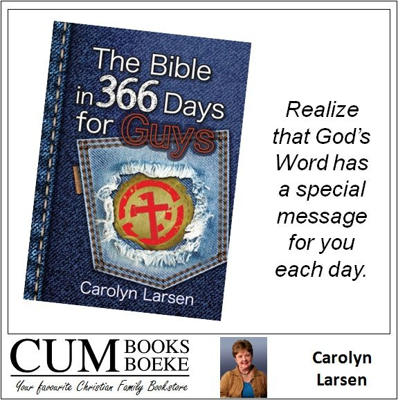 Help boys aged 8 to 12 to realize that God's Word has a special message for them each day. Now available in eBook format.