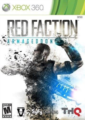 Red Faction: Armageddon - Xbox 360 Game