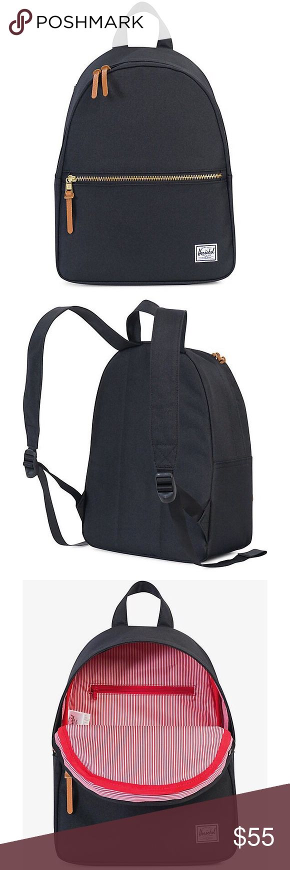 HERSCHEL SUPPLY  •  Town Mini Backpack Like new, used < 3 times. Price is firm. Bundle this with another item in my closet for only $47. Herschel Supply Company Bags Backpacks
