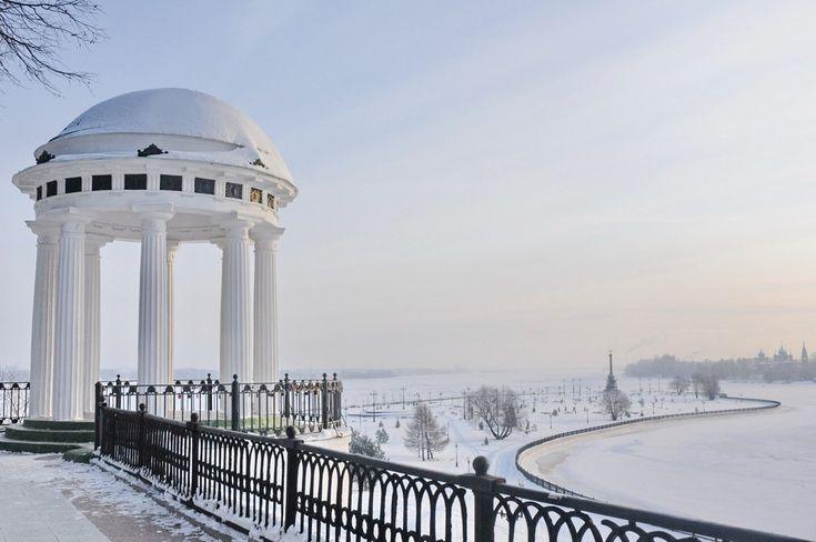 ярославль зимой - Поиск в Google