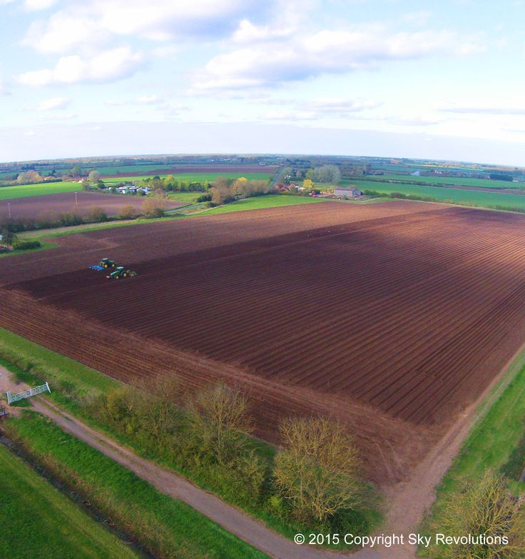 Aerial photography of Farmland by Sky Revolutions #skyrevolutions#aerialview #uasphotography#dronephotography #drone