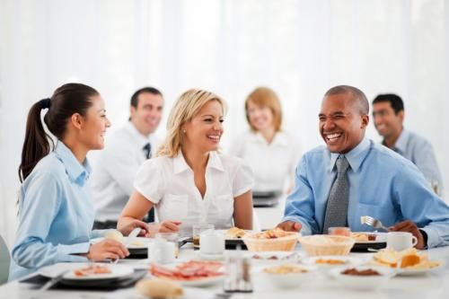 Planning a working lunch with colleagues..plan it at #AlilaBangaloreMealinaBowl