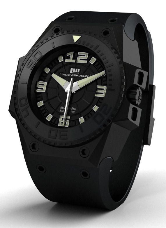25 best ideas about diving watch watches for men linde werdelin oktopus 1 111 meter dive watch ablogtowatch