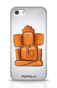Lord Ganesha Apple iPhone 5S Phone Case