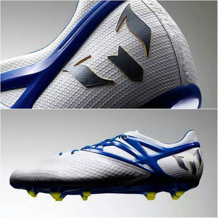 Los nuevos botines que usará Lionel Messi en Champions. Inspirados en la bandera argentina.