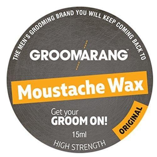 Groomarang Beard Wax #beard #beards #beardwax #men #mens #mensfashion #bearded