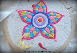 Resultado de imagen para bordado mexicano