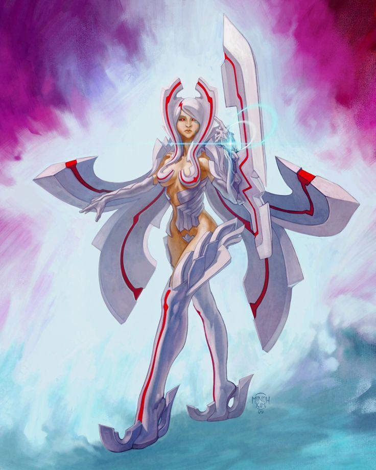 Reina Soho Witchblade Anime