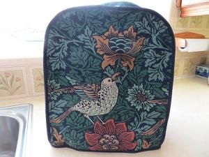 Magimix cotton cover Wm.Morris Anemone and Bird £24.99.     SOLD OUT