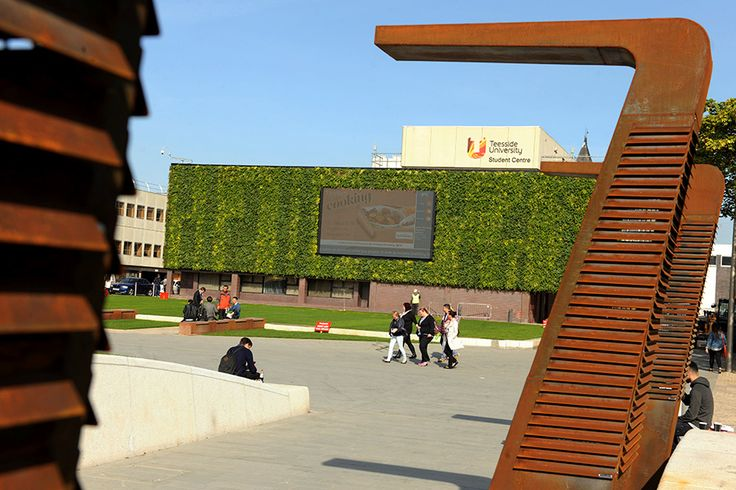 Teesside University - About us