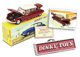 Dinky™ Toys de mon enfance, la saga des ouvrants - Editions atlas