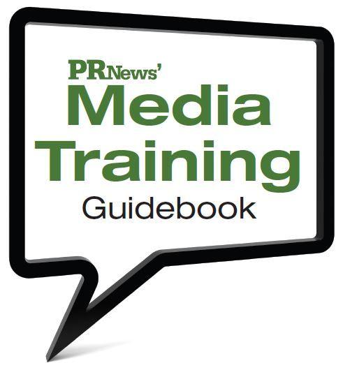 PRNews' Media Training Guidebook http://www.prnewsonline.com/wp-content/uploads/2013/02/PRN_MediaTraining_2011_sample.pdf