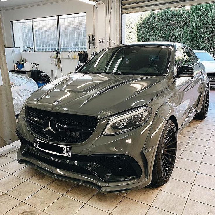 Widebody Mercedes Gle63 Coupe Benz Suv Mercedes Car Mercedes