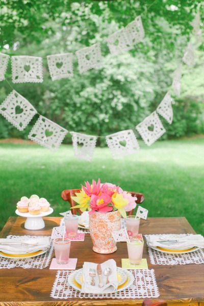20 Inspiring Spring Party Themes
