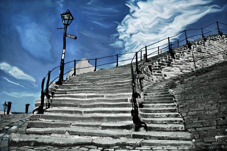 steps | 199 Steps to Nirvana | Christo Photo Blog Site