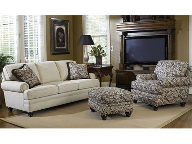 Superior Shop For Smith Brothers Sofa, And Other Living Room Sofas At Habegger  Furniture Inc In Berne, IN. Comfort Wrinkles Are Designed To Appear In This  Style To ...