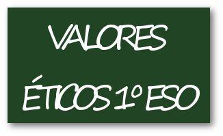 Cuadernillo con contenidos y actividades para Valores éticos 1º ESO
