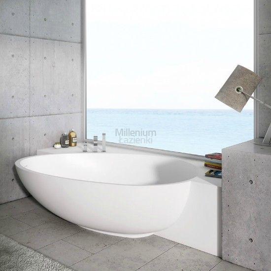 MASTELLA DESIGN Bahia Va10 Wanna - Nowoczesne wyposażenie łazienki, ekskluzywne, luksusowe, retro