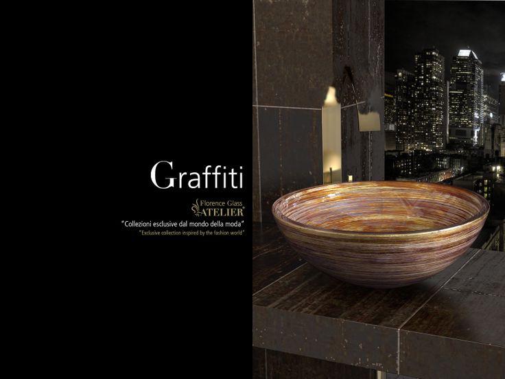 31 best lavabos de cristal glass washbasins images on pinterest crystals half bathrooms and - Lavabo de vidrio ...