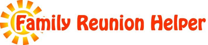 Family reunion ideas....bit late, but maybe for the next one!
