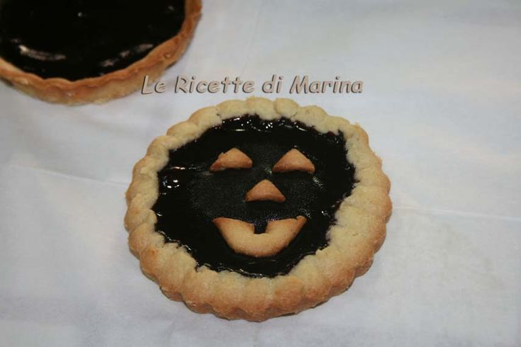 Crostatine per Halloween