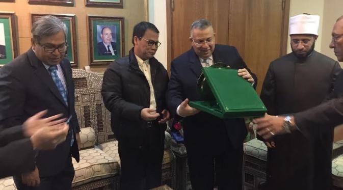 Baitul Muslimin Indonesia Jalin Kerja Sama dengan Ulama Mesir | edupublik