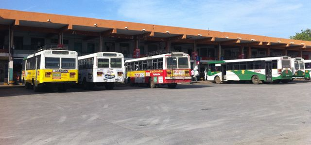 APSRTC strike blow for students in AP, Telangana Read complete story click here http://www.thehansindia.com/posts/index/2015-05-08/APSRTC-strike-blow-for-students-in-AP-Telangana-149629