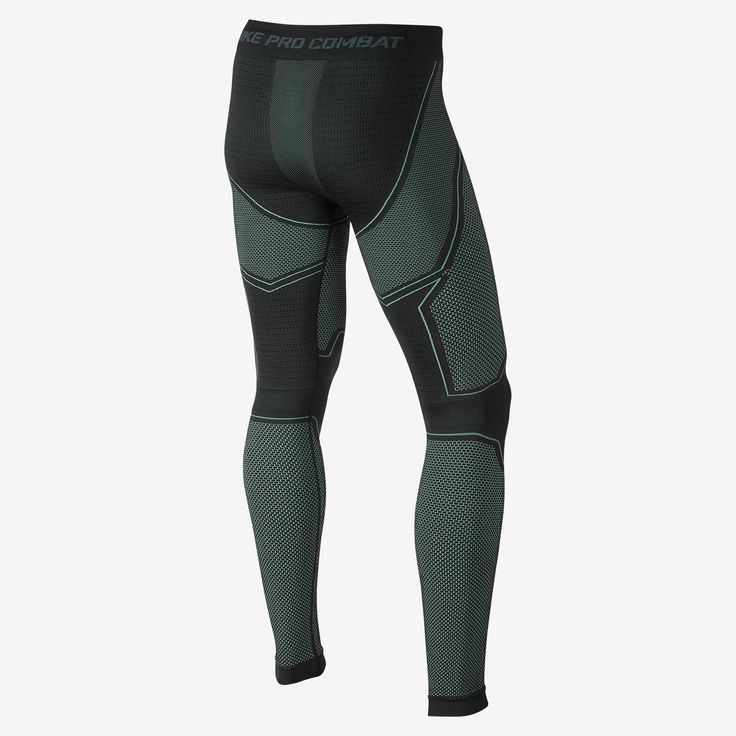 Nike Pro Combat Hyperwarm Flex Compression Men's Tights. Nike Store