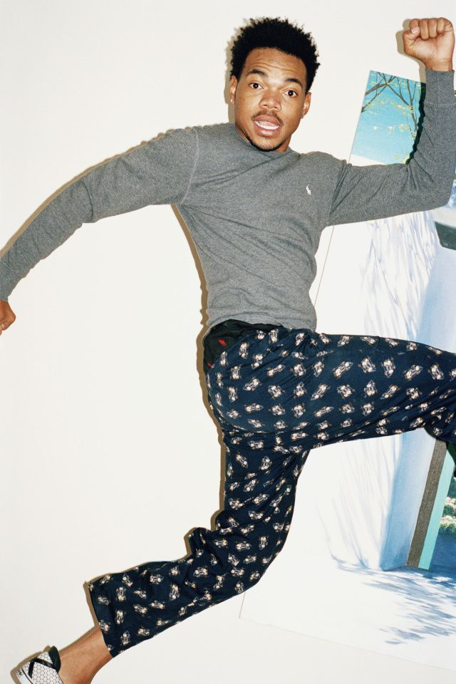 Why Chance The Rapper Is Forgoing Solo Fame To Make Jazzy Songs With Friends | The FADER