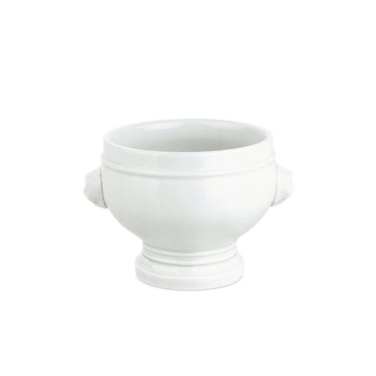 Suppeskål Løve Nr.4,Hvit, Pillivuyt
