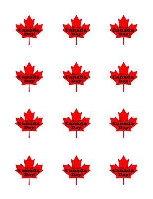 Canada Day Printables and Ideas!