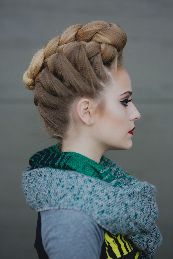 25 Best Ideas About Pompadour Hairstyle On Pinterest