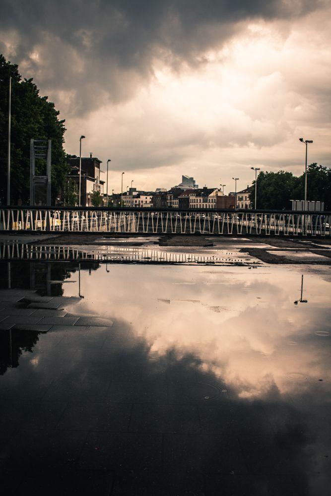 2014 Europe Belgium reflection