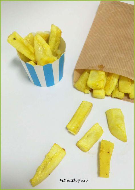Stick Fit e Light di Zucchine Speziate al Forno: sembrano Patatine ma non lo sono. Zenzero, Curry e Limone per dare Gusto e Colore. Provale!