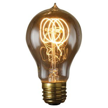 Eclectic Light Bulb!!!! Check out this item at One Kings Lane! Smithson 40W Bulb, Set of 3