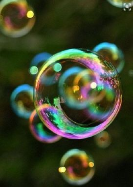 blowing bubbles l escapism