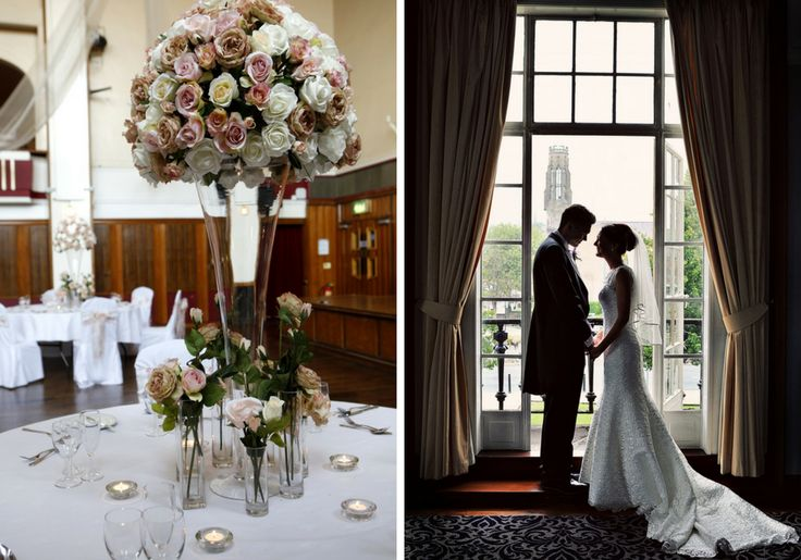 An absolutely stunning landmark venue, the Elizabethan Suite is part of the art deco Bury Town Hall and dates back to the golden era. It is easy to find and located right on the edge of Bury's vibrant cultural quarter, and you can make the most of local features including the Bury Whitehead Clock Tower and beautiful Memorial Gardens for your wedding photos.