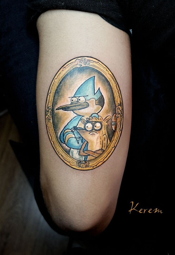 tattoo by Kerem Güner